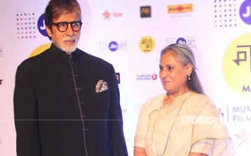 MAMI Launch Red Carpet attended by Amitabh & Jaya Bachchan