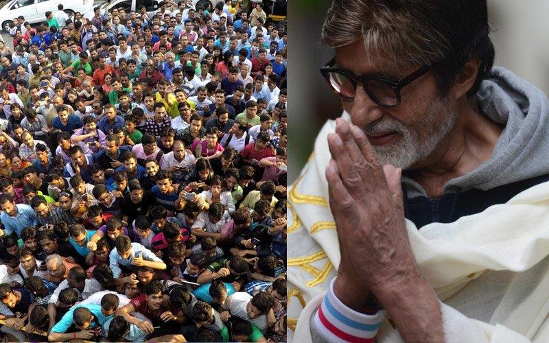 SOCIAL BUTTERFLY: Mumbai + Cinema = Amitabh Bachchan