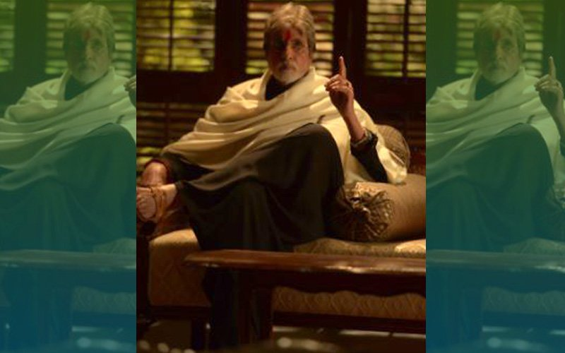 SOCIAL BUTTERFLY: Amitabh Bachchan Works Day amd Night For Sarkar 3