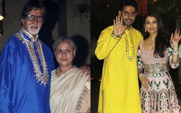 DIWALI DHAMAKA BY BACHCHANS: Amitabh Bachchan To Throw A Big Diwali Bash On Oct 31