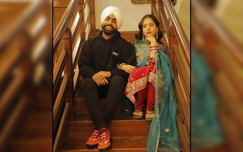 Bajre Da Sitta: Ammy Virk And Tania Starrer Announces Wrap