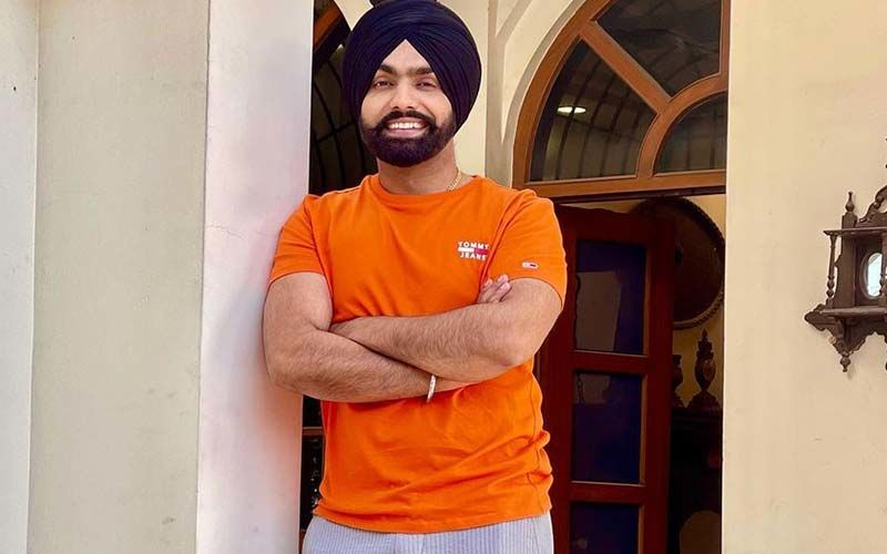 Ammy Virk: This Smiling Picture Of The Star Will Brighten Up Your New Year