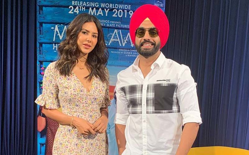 Exclusive! Ammy Virk's Song 'Wang Da Naap' Ft. Sonam Bajwa