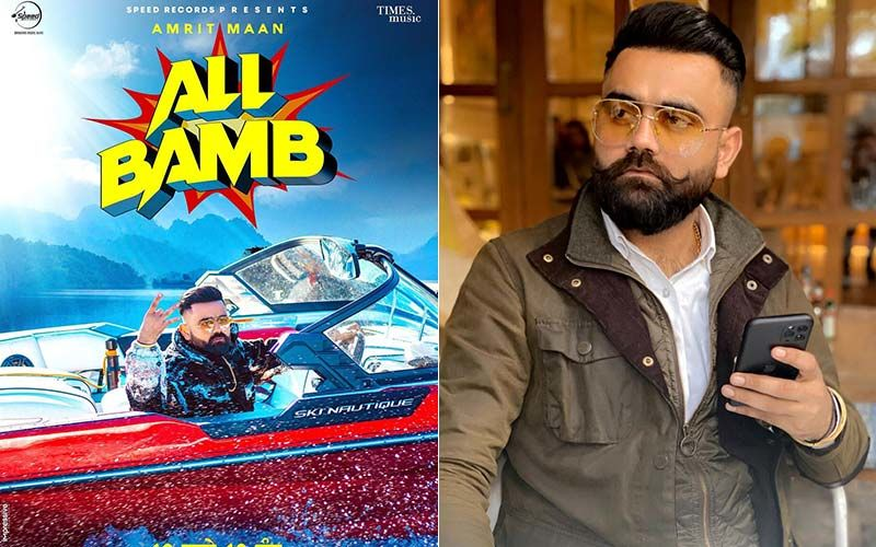 All Bamb: Amrit Maan Unveils The Release Date Of His Much-Awaited Song; Features Neeru Bajwa
