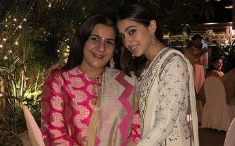 Amrita Singh Was Teary Eyed After Seeing Climax Of Sara Ali Khan's Kedarnath