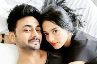 New Parents Amrita Rao And RJ Anmol Finally Decide On The Name Of Their Baby Boy; Reveal It With An Adorable Picture