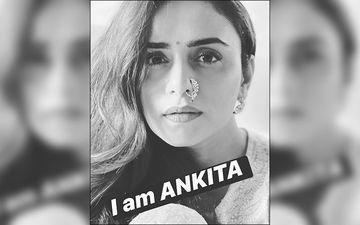 Amruta Khanvilkar Stands Up As The Voice Of A Domestic Violence Victim