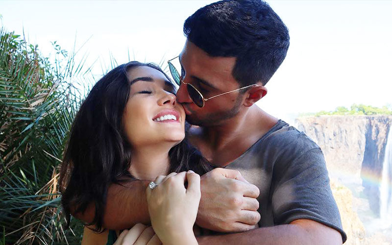 Mommy-To-Be Amy Jackson Will Officially Get Engaged On May 5 In London