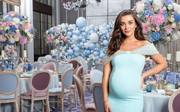 Amy Jackson Blessed With Baby Boy Andreas, Actress Shares A Picture Breastfeeding Her Newborn