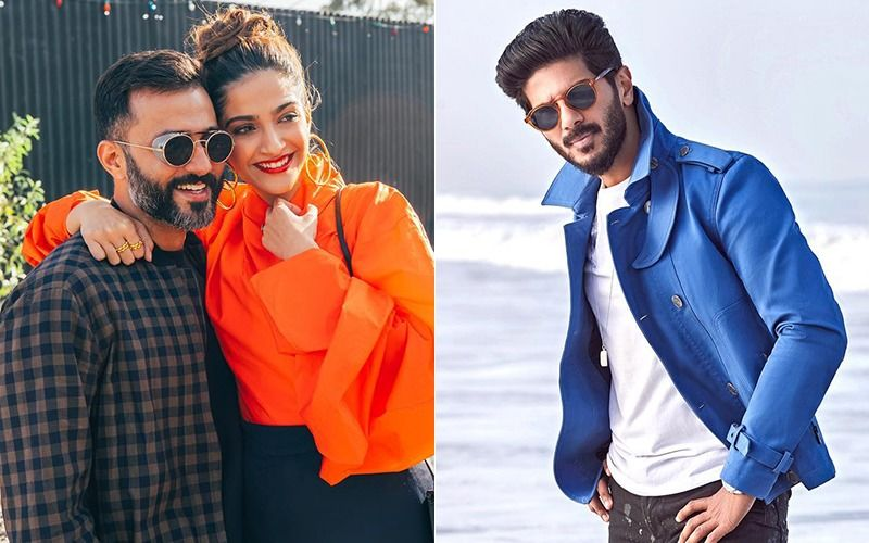 Sonam Kapoor Was Thrown Out Of Hubby Anand Ahuja And Co-Star Dulquer Salmaan's Group Chat, Here's Why