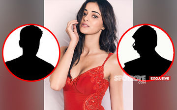 Ananya Panday Was In A Deep Conversation With Two Men At Indigo; What Were They Talking?- EXCLUSIVE