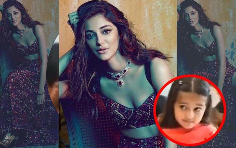Baby Ananya Panday Dancing On Mehendi Ki Raat Is A Proof She Always Had The Bollywood Keeda!