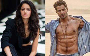"Ananya Panday: ""Varun Dhawan Knows I Am In Love With Him And It's Awkward"""