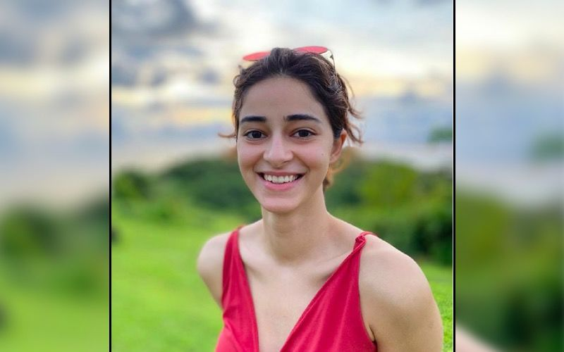 Ananya Panday Flaunts Her Million Dollar Smile Posing Amidst Nature; PICS Are Pretty Enough To Brighten Up Your Dull Saturday