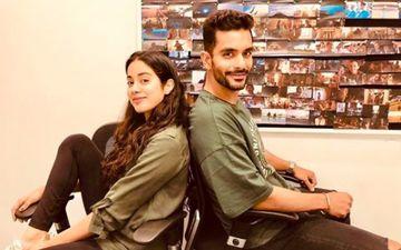 Gunjan Saxena: The Kargil Girl: Janhvi Kapoor And Angad Bedi Dance On My Name Is Lakhan, 'Trying To Make Anil Kapoor Proud'