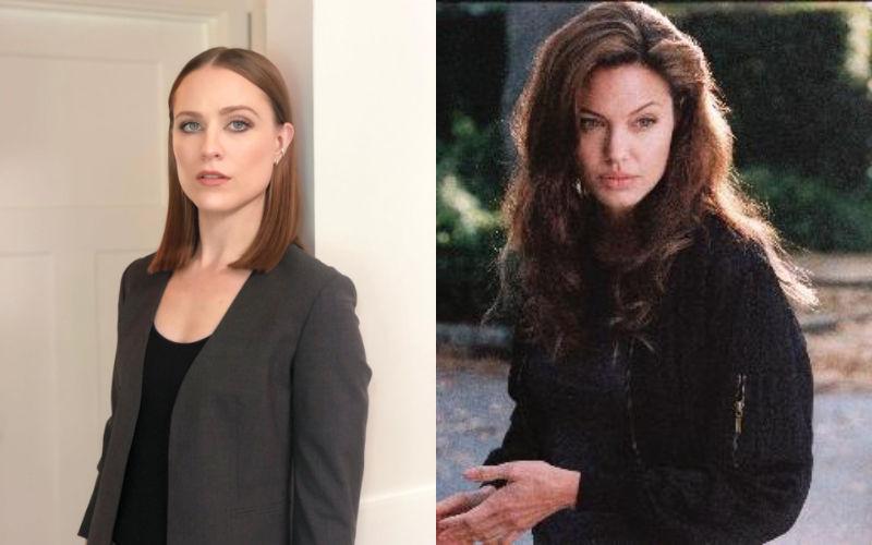 affair Angelina jolie bisexual