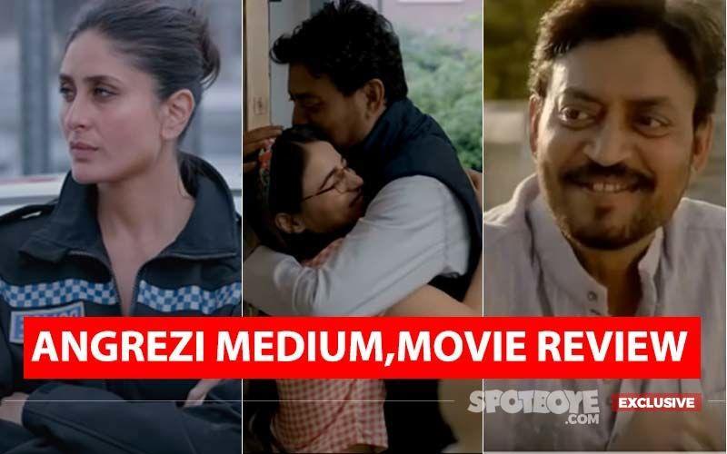 Angrezi Medium,  Movie Review: This Irrfan Khan-Kareena Kapoor-Radhika Madan Saga Warms Up Rather Late