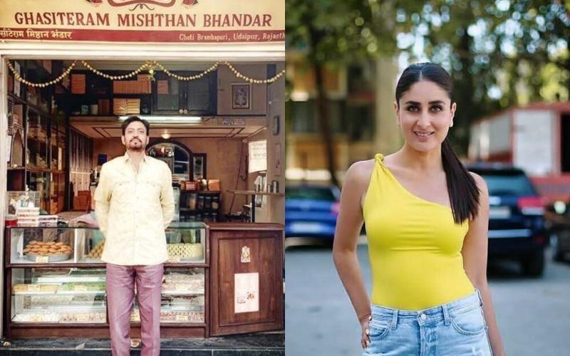 इरफान खान की फिल्म अंग्रेजी मीडियम में पुलिस ऑफिसर के रोल में दिखाई देंगी करीना कपूर खान