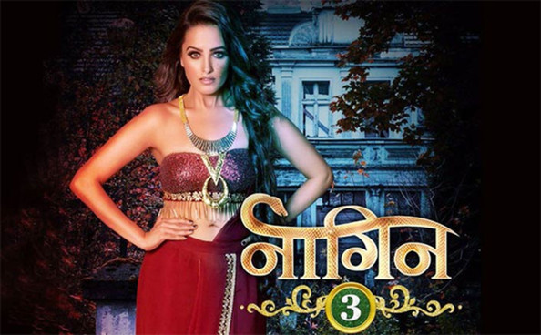 Anita Hassanandani From Naagin 3