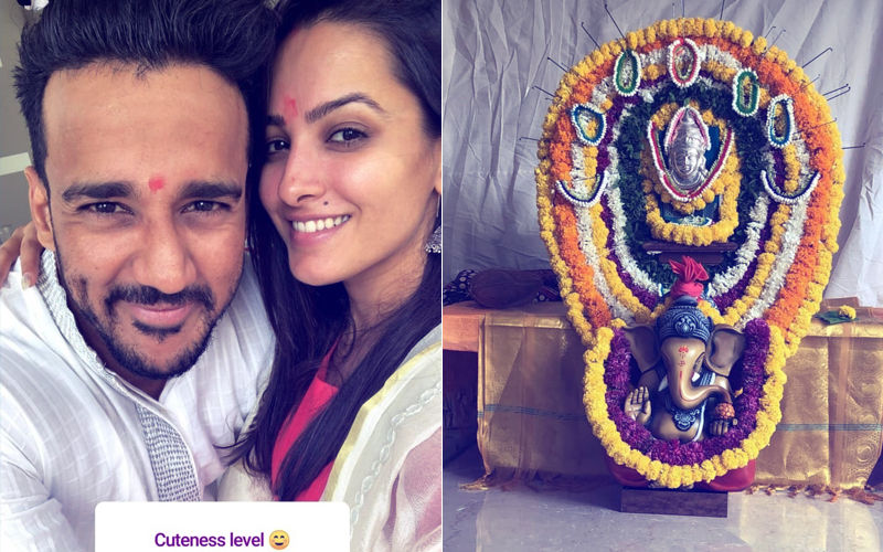 Inside Pics: A Look At Anita Hassanandani's Swanky New House