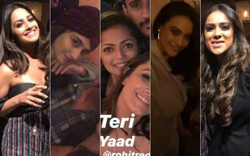 We Know What Anita Hassanandani, Sanjeeda Sheikh, Drashti Dhami, Surbhi Jyoti, Nia Sharma Did Last Night