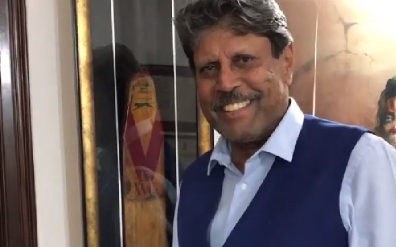 Kapil Dev Tweets From The Hospital; Thanks All For Love, Concern And Affirms He Is On The Road To Recovery