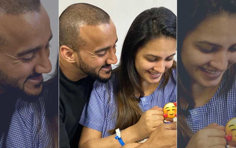 Anita Hassanandani And Rohit Reddy Send Hampers To Friends To Celebrate Baby Boy's Arrival; Reveal His Name In A Sweet Way