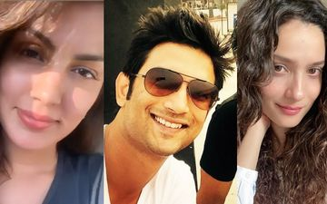 Ankita Lokhande Breaks Silence On Sushant Singh Rajput's Demise: Former Girlfriend Expresses Shock Over Rhea Chakraborty's Interference In His Life