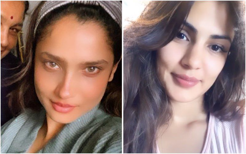 Ankita Lokhande Takes A Cryptic Dig At Rhea Chakraborty Via Latest Twitter Post, Believe Fans; Talks About 'Honesty, Keeping Promises'