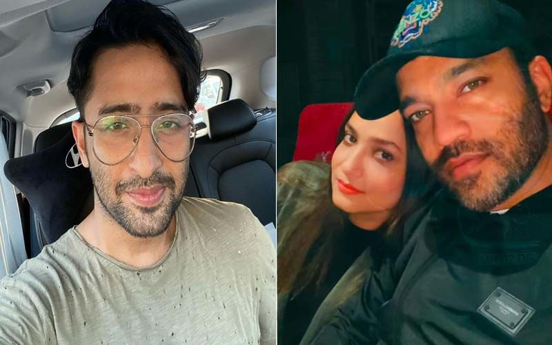 Shaheer Sheikh Accidentally Spills The Beans About Ankita Lokhande's Marriage Plans; Actress Asks Him To 'Shut Up'