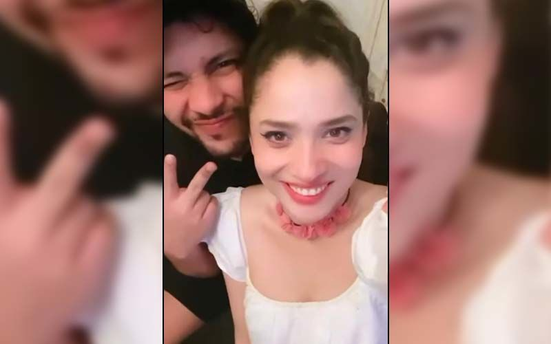 Ankita Lokhande Is 'Proud' Of Bigg Boss OTT Contestant Nishant Bhat; Actress Roots For Him As She Shares Compilation Of Their Dance Videos -WATCH