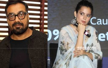 Kangana Ranaut Shares A Throwback Video Of Anurag Kashyap Confessing That He Molested A Kid During His Childhood