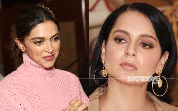 Kangana Ranaut Pokes Fun At Deepika Padukone As Her Name Emerges In Alleged Drug Chat; Tweets 'Depression Is A Consequence Of Drug Abuse'