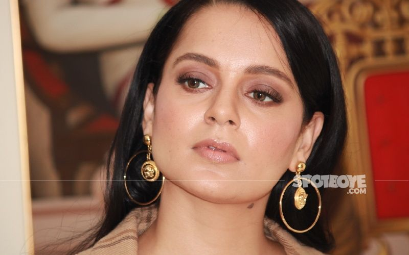 Kangana Ranaut Threatens To Quit Twitter If Anyone Proves She Called Farmers 'Terrorists'
