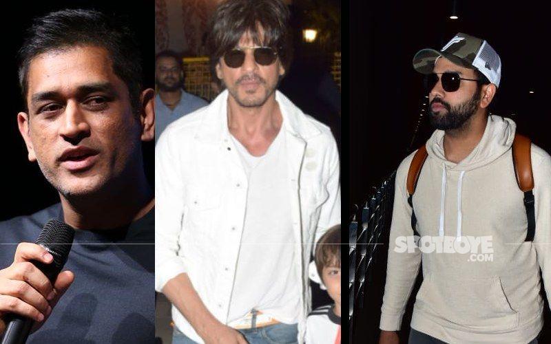 IPL 2020: Shah Rukh Khan Sends 'Big Hug From 6 Feet Away' To MS Dhoni's Chennai Super Kings And Rohit Sharma's Mumbai Indians Ahead Of The Match