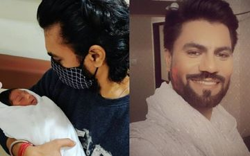 Gaurav Chopraa Shares First Glimpse Of His Newborn; Remembers Late Parents Penning Mom Would Have Been 'Beyond Ecstatic To Hold Prince Chopra'
