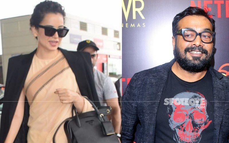 Anurag Kashyap Claims He Has Seen Kangana Ranaut 'Do Things When She Was Low On Confidence';  Says People Make Their Choices On Drug Debate