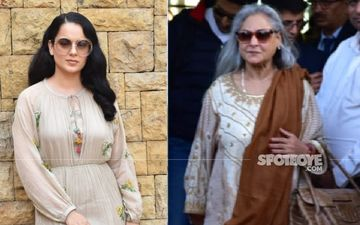 Kangana Ranaut Reacts To Jaya Bachchan's Remarks; Says She Taught 'Feminism' To The Film Industry