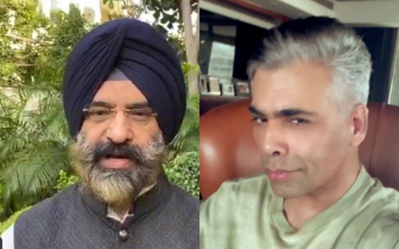 Akali Dal Leader Manjinder Singh Sirsa Tweets 'Karan Johar Will Have Coffee With NCB' After Filing A Complaint; Expects 'Deepest-Darkest secrets' To Be Uncovered