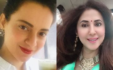 Kangana Ranaut's 'Soft Porn Actress' Remark Flung At Urmila Matondkar Leaves Netizens Furious