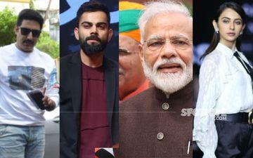 Narendra Modi's 70th Birthday: Abhishek Bachchan, Virat Kohli, Rakul Preet Singh And Others Wishes The Honourable Prime Minister