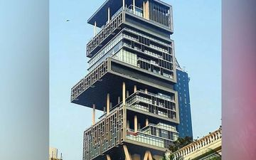 11 Pictures And Videos That Will Take You To ANTILIA, Mukesh Ambani And Nita Ambani's 27-Storey Luxury Residence In Mumbai
