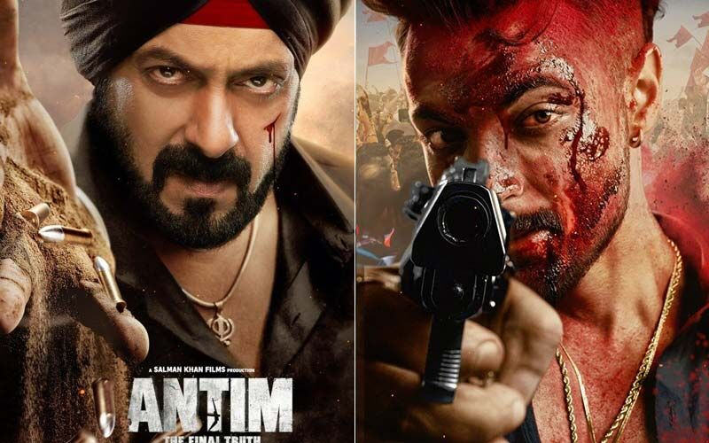 Salman Khan Drops The Motion Poster Of 'Antim: The Final Truth', Also Featuring Aayush Sharma