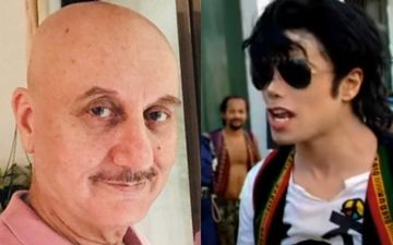 Anupam Kher Goes Back In Time And Remembers His Meeting With Legend Michael Jackson; Recalls Breaking The Barricade And Almost Hugging MJ