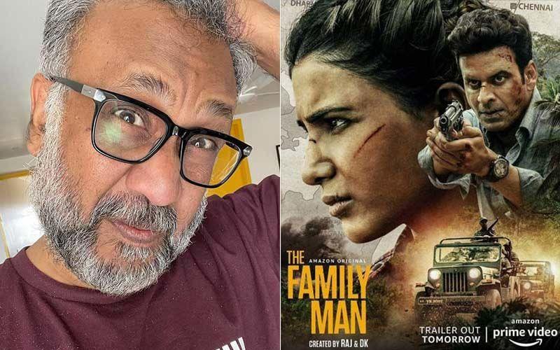 "Anubhav Sinha Reveals His Favourite Dialogue From Manoj Bajpayee And Samantha Akkineni Starrer The Family Man 2: ""Paanch States Hain South India Main"""