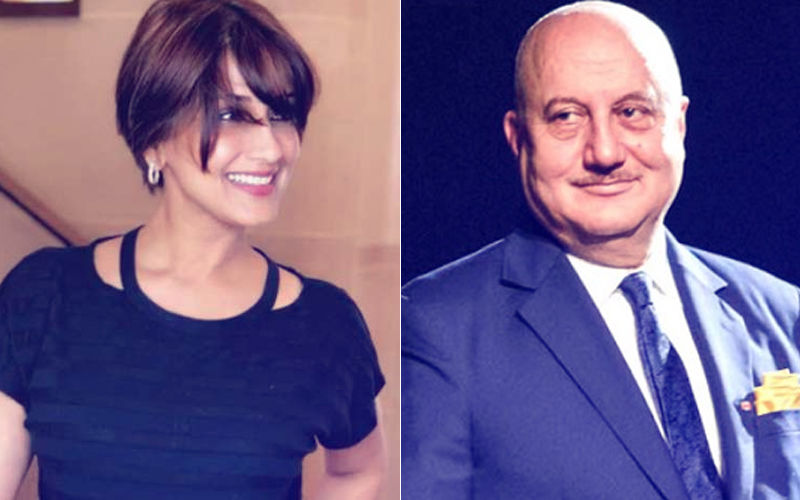 Sonali Bendre Gets A Call From Anupam Kher. Here's What They Spoke About