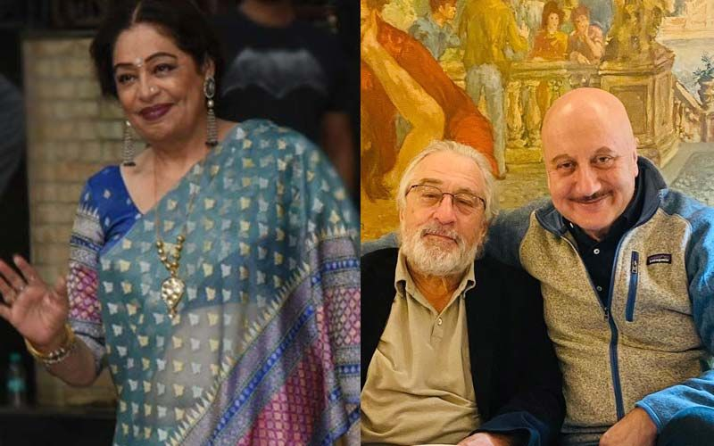 Anupam Kher Reveals Robert De Niro Keeps Checking On Kirron Kher's Health After Every Few Days; Says 'Her Health Is Improving'