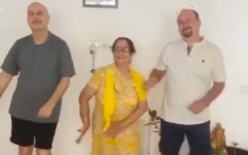 Anupam Kher's Mother, Brother, Sister-In-Law And Niece Test Positive For COVID-19; Actor's Report Comes Negative