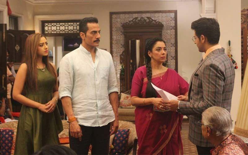 Anupamaa SPOILER ALERT: Anupamaa And Samar To Move Out Of The Shah House-Reports