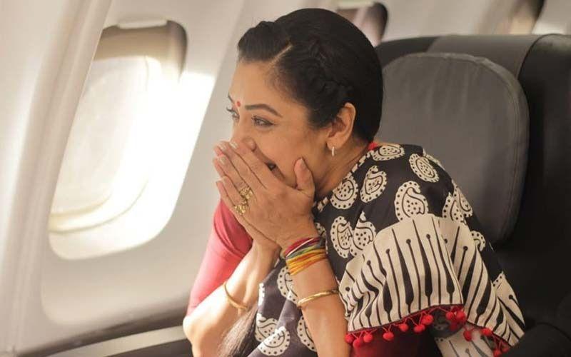 Anupamaa SPOILER ALERT: Anupamaa Flies With Anuj, Many Of Her First Experiences Coming Soon